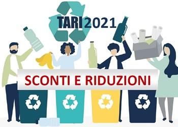 ISTANZA DI RIDUZIONE TARI 2021 COVID-19