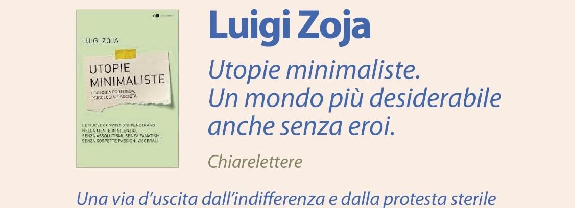 Scrittori in borgo - Amilcare Grassi dialoga con Luigi Zoja 11 settembre ore 18.30