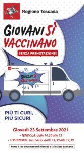 vaccinazione 23 settembre